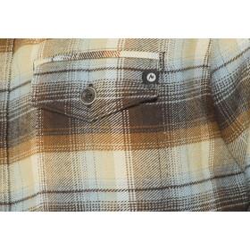 Marmot Ridgefield LS Shirt Herren Rich Brown